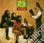Steel Pulse - Earth Crisis cd musicale di STEEL PULSE