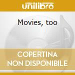 Movies, too cd musicale di Franco Ambrosetti
