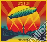 Celebration day (deluxe edit. digipack) cd musicale di Led zeppelin (2cd+2d