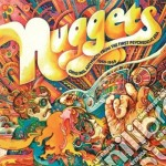 Nuggets: original first psyched. era '65 cd musicale di Artisti Vari