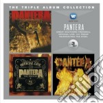 The triple album collection cd musicale di Pantera (3cd)