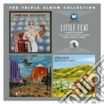 The triple album collection cd musicale di Little feat (3cd)
