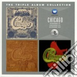 The triple album collection cd musicale di Chicago (3cd)