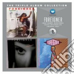 The triple album collection cd musicale di Foreigner (3cd)