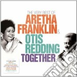 Together: the very best of cd musicale di Franklin aretha & re