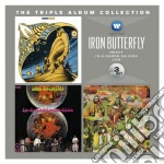 The triple album collection cd musicale di Iron butterfly (3cd)