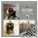 The triple album collection cd musicale di Stewart rod (3cd)