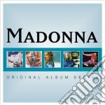 Original album series cd musicale di Madonna (5cd)