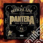 (LP VINILE) The great official live: 101 proof lp vinile di Pantera (vinyl)