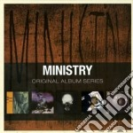 Original album series cd musicale di Ministry (5cd)