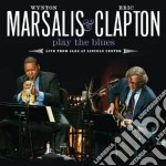Play the Blues (CD+DVD) cd musicale di Clapton & marsalis (