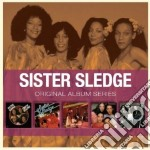 Original album series cd musicale di Sister sledge (5cd)