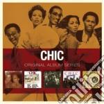 Original album series cd musicale di Chic (5cd)