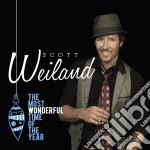Most wonderfrul time of the year cd musicale di Scott Weiland