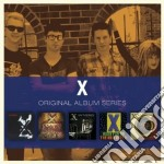 Original album series (5 cd) cd musicale di X (5cd)