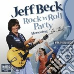 Rock 'n' roll party (honoring les paul) cd musicale di Jeff Beck