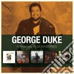 ORIGINAL ALBUM SERIES : GEORGE DUKE - BO  cd musicale di George Duke