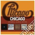 ORIGINAL ALBUM SERIES : CHICAGO - BOX5CD  cd musicale di CHICAGO