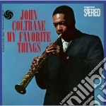 (LP VINILE) MY FAVORITE THINGS - LP                   lp vinile di John Coltrane