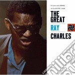 (LP VINILE) THE GREAT RAY CHARLES                     lp vinile di Charles ray (vinyl)