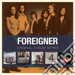 ORIGINAL ALBUM SERIES                     cd musicale di FOREIGNER