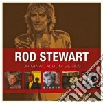 ORIGINAL ALBUM SERIES 5CD BOX             cd musicale di Rod Stewart