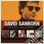 ORIGINAL ALBUM SERIES : DAVID SANBORN -   cd musicale di David Sanborn