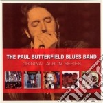 ORIGINAL ALBUM SERIES 5CD BOX             cd musicale di BUTTERFIELD BLUES BAND