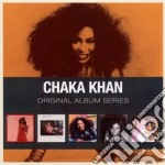 ORIGINAL ALBUM SERIES 5CD BOX             cd musicale di Khan Chaka
