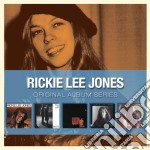 ORIGINAL ALBUM SERIES 5CD BOX             cd musicale di JONES RICKIE LEE