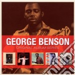 ORIGINAL ALBUM SERIES 5CD BOX             cd musicale di George Benson