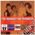 ORIGINAL ALBUM SERIES 5CD BOX             cd musicale di MANHATTAN TRANSFER
