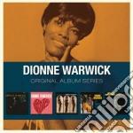 ORIGINAL ALBUM SERIES 5CD BOX             cd musicale di Dionne Warwick