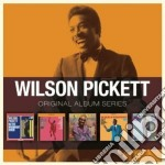 ORIGINAL ALBUM SERIES : WILSON PICKETT -  cd musicale di Wilson Pickett