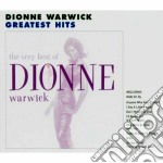 Dionne Warwick - The Very Best Of Dionne Warwick cd musicale di Dionne Warwick