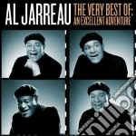 THE VERY BEST OF - AN EXCELLENT ADVENTUR  cd musicale di Al Jarreau