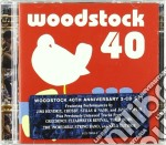 WOODSTOCK - 40 YEARS ON                   cd musicale di ARTISTI VARI
