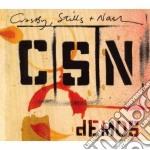 Crosby, Stills & Nash - Demos cd musicale di CROSBY STILLS & NASH