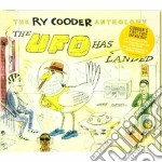 THE RY COODER ANTHOLOGY : THE UFO HAS LA cd musicale di Ry Cooder