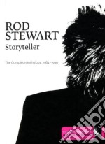 STORYTELLER  BOX 4CD                      cd musicale di Rod Stewart