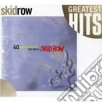 GREATEST HITS + 2 BRANI INEDITI cd musicale di Row Skid