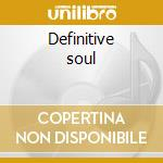 Definitive soul cd musicale di Ruth Brown