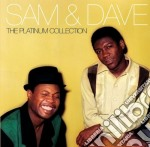 Platinum collection cd musicale di Sam & dave