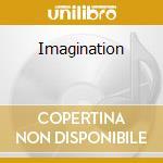 Imagination cd musicale di Curtis Fuller