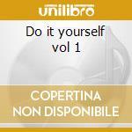 Do it yourself vol 1 cd musicale di Duke Jordan