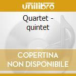 Quartet - quintet cd musicale di Jones Hank