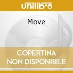 Move cd musicale di Red Norvo