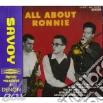All about ronnie cd musicale di Ball ronnie quintet