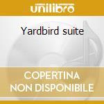 Yardbird suite cd musicale di Herbie Mann
