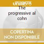 The progressive al cohn cd musicale di Al Cohn